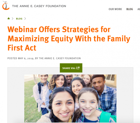 Advocacy Tools | FamilyFirstAct org